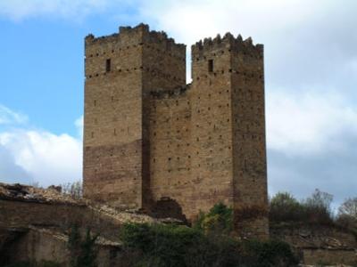 Castillo de Ruesta