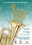 La Banda de música de Luesia celebra su 25 aniversario