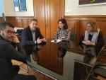 Satisfacción en Cinco villas por el impulso del Gobierno de Aragón al desdoblamiento de la A-127