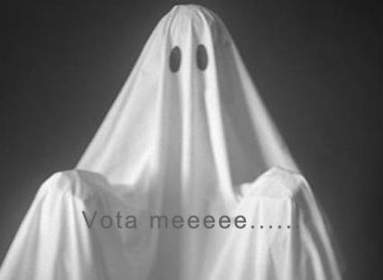 Listas fantasmas