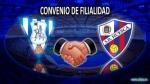 La SD Ejea será filial del Huesca