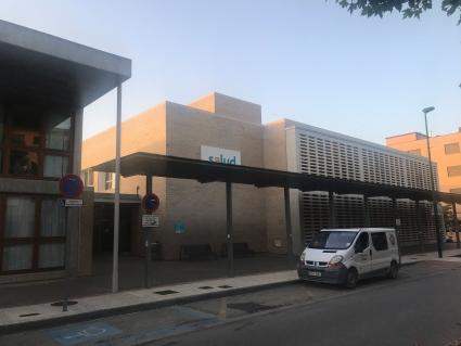 El centro de salud de Ejea afronta el verano con falta de profesionales