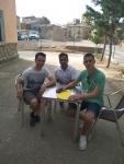 Yashin es un refugiado de guerra y vive en Cinco Villas