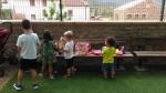 30 niños disfrutan de la ludoteca de Lobera de Onsella